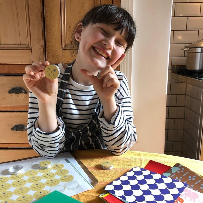 10-year-old from Greater Manchester stars on BBC after launching beeswax lip balm business in lockdown, The Manc