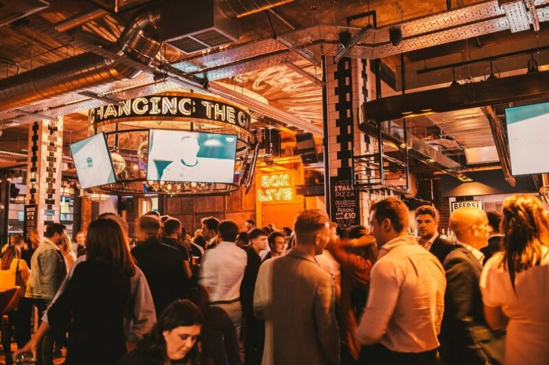 There's a brand new sports and games bar coming to Manchester, The Manc