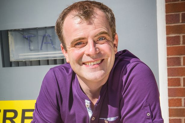 You can get Steve from Corrie to send you a personalised video message for only £30, The Manc