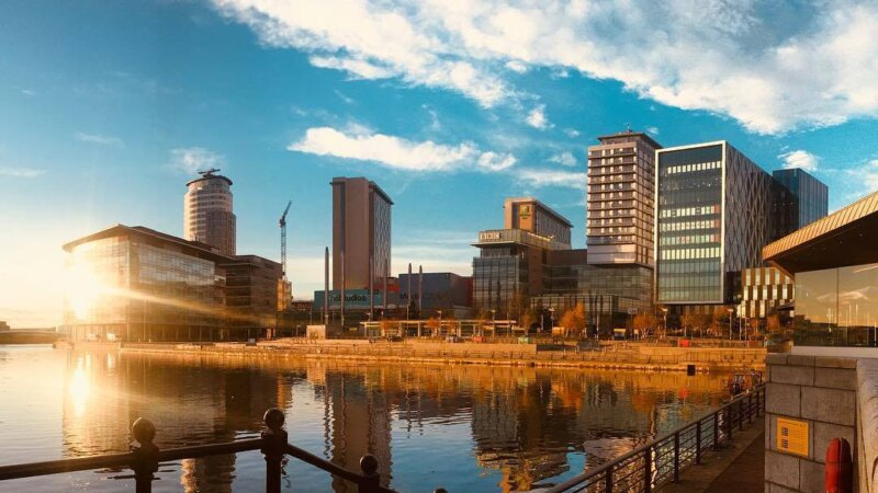 MediaCityUK's 'Box on the Docks' to house some of Manchester's fave bars and restaurants, The Manc