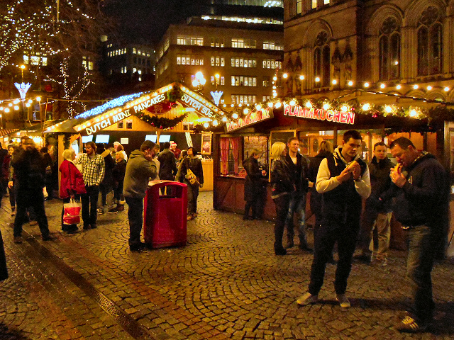 Manchester's 2020 Christmas Markets in doubt following cancellations in other locations, The Manc