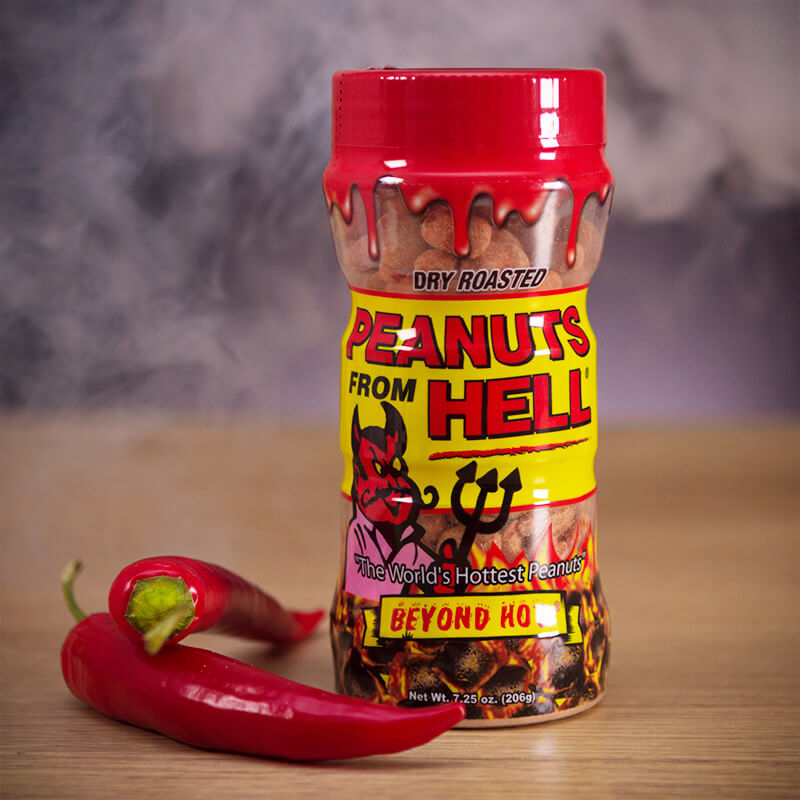 """The """"hottest peanuts in the world"""" are now available to buy online, The Manc"""