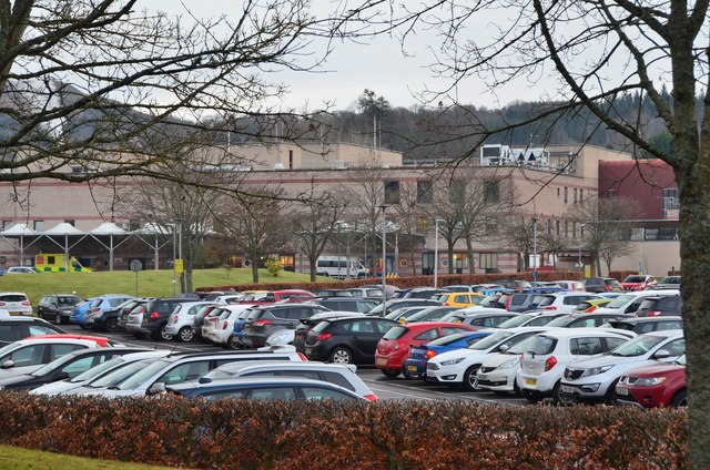 Free hospital parking for NHS staff to be axed as coronavirus eases, The Manc