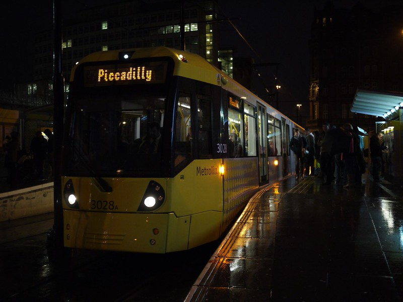 Don't get stranded if you go out this weekend, TfGM warns punters, The Manc