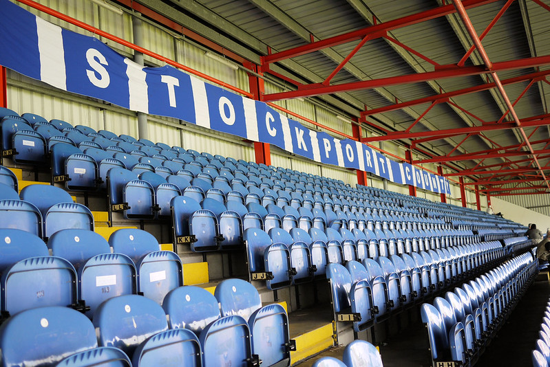 How Stockport's football club and community are surviving by supporting one another, The Manc