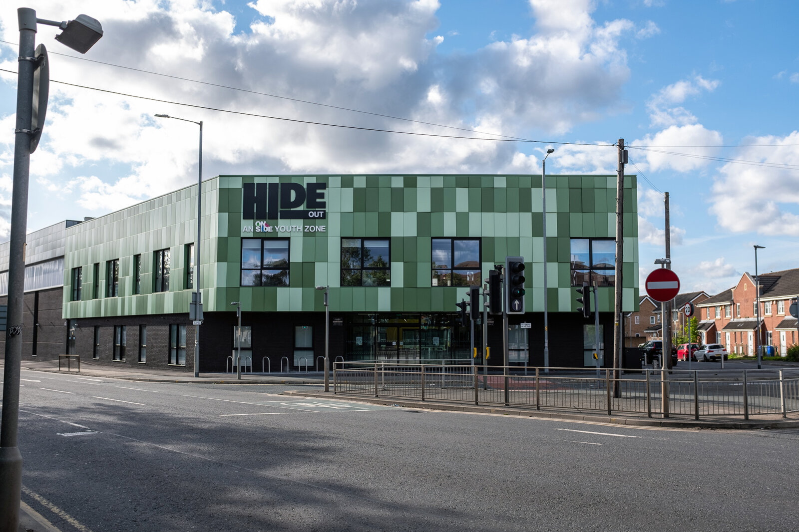 This incredible new youth  centre is everything Manchester's inner-city needs, The Manc