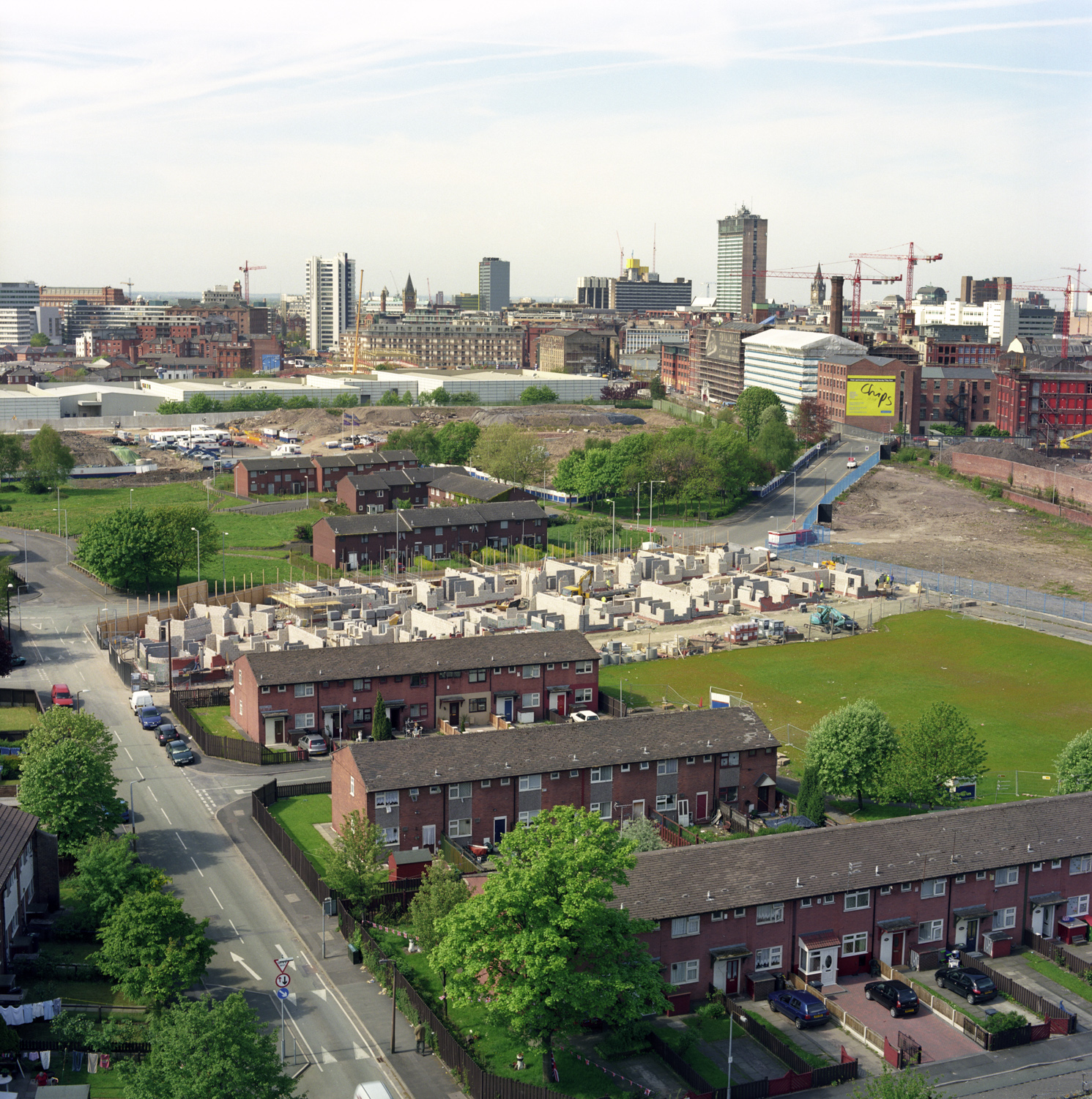 The incredible 30-year transformation of Manchester captured on camera, The Manc