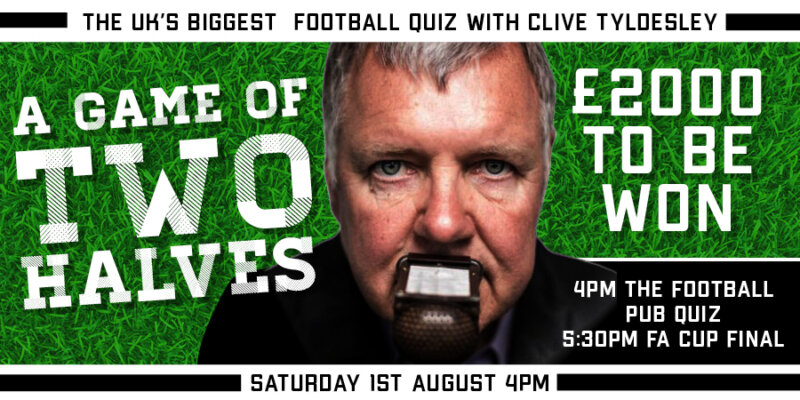 Legendary commentator Clive Tyldesley to host football quiz in Manchester, The Manc
