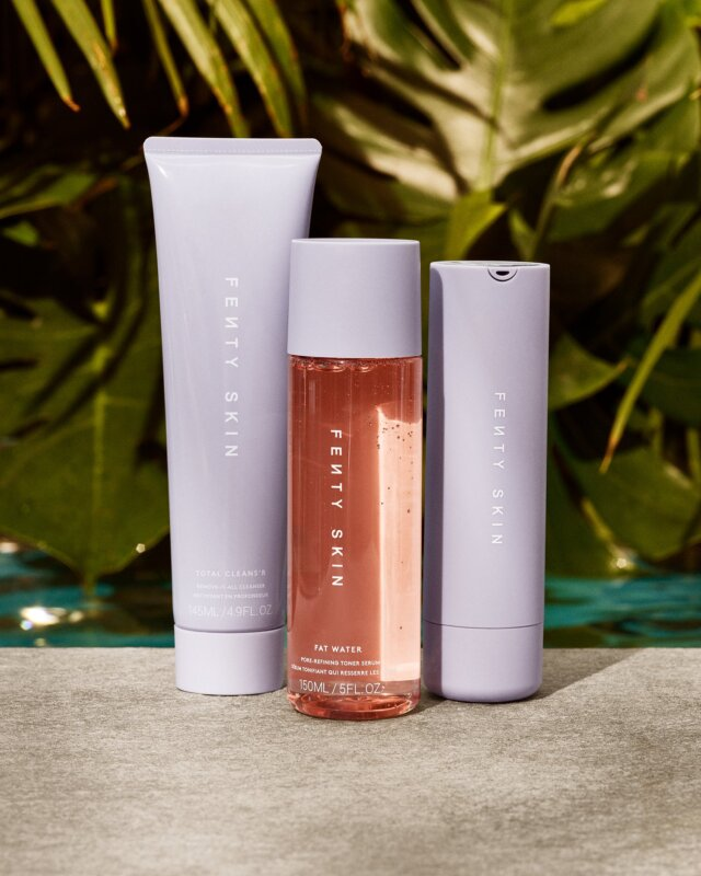 Rihanna creates 'the new culture of skincare' with Fenty Skin launch, The Manc