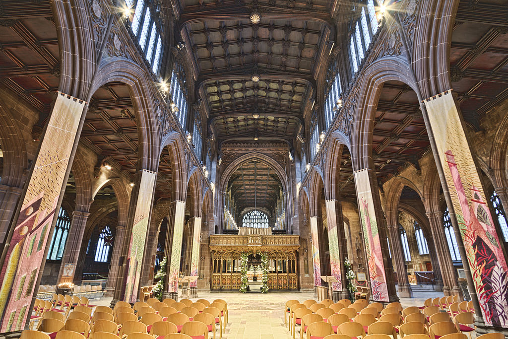 Manchester Cathedral service to remember coronavirus victims will be live streamed today, The Manc