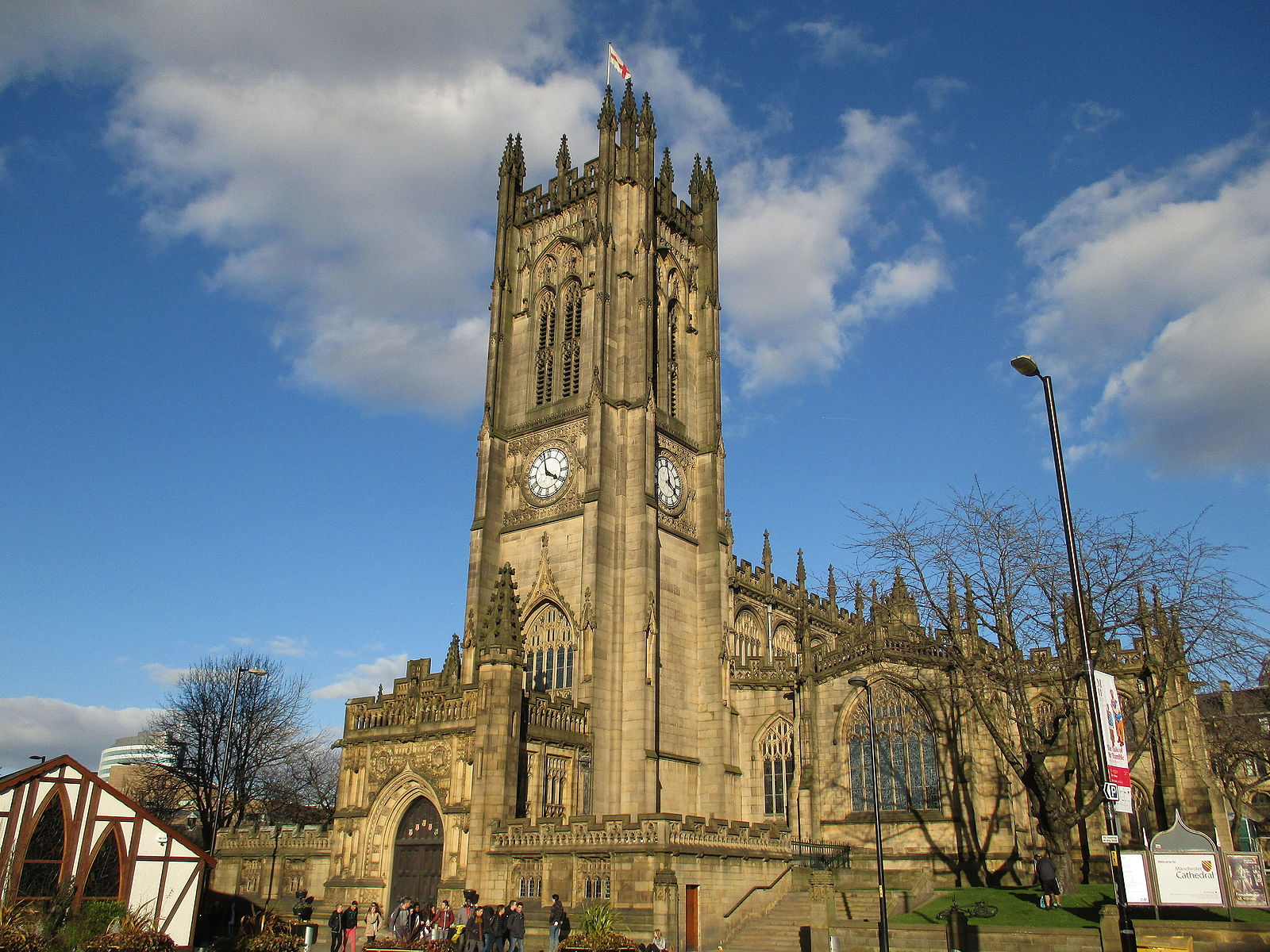 Manchester Cathedral to hold memorial service for coronavirus victims on Thursday, The Manc
