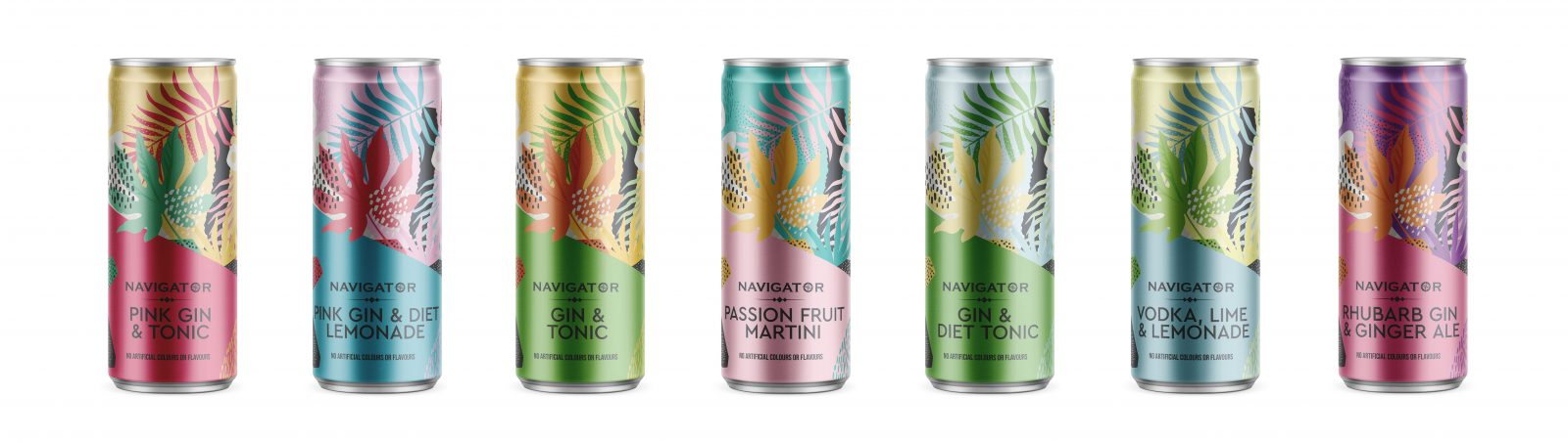 Manchester Drinks has launched summer cocktail multipack cans, The Manc