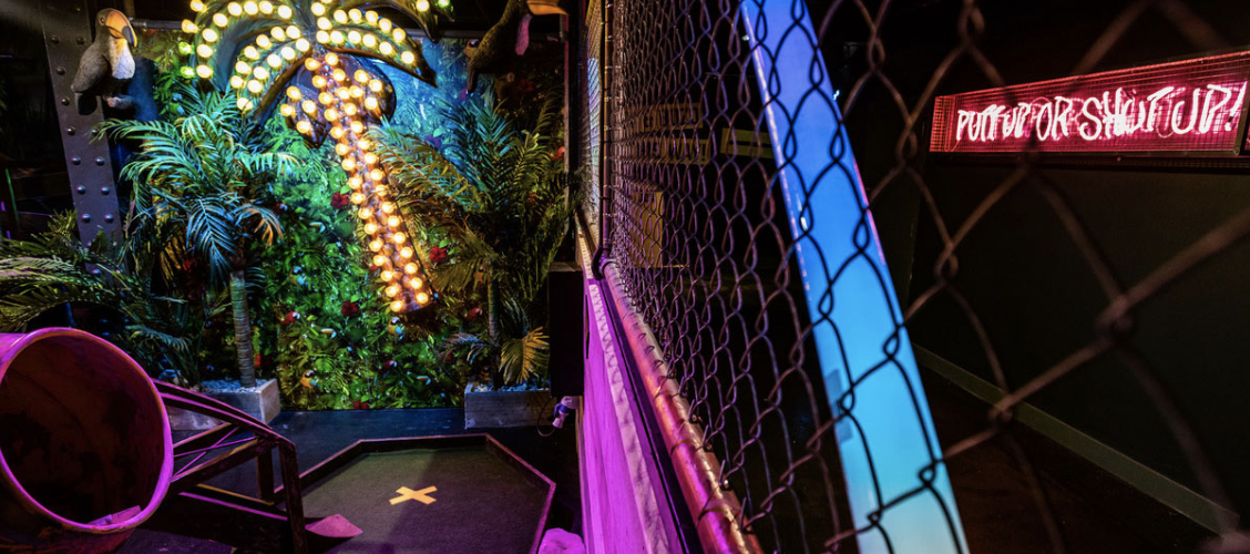 Junkyard Golf Club is back in the swing of things – with bookings available from next month, The Manc