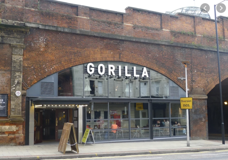 Deaf Institute and Gorilla have been saved by Tokyo Industries, The Manc