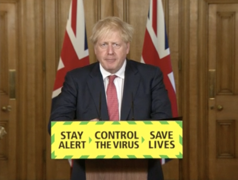 Everything Boris Johnson just announced in new roadmap, The Manc