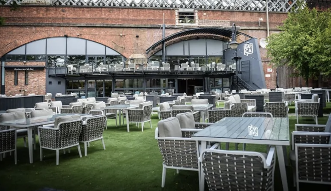 All of the Manchester city centre restaurants that are Buzzing To Be Back, The Manc