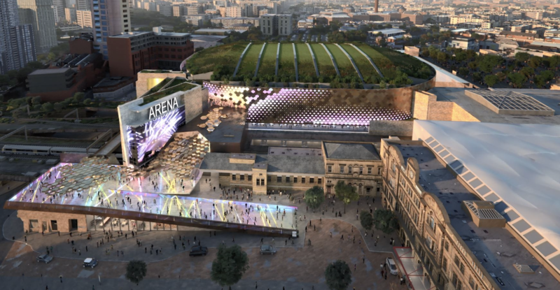 Manchester Arena owners unveil new plans for huge redevelopment, The Manc
