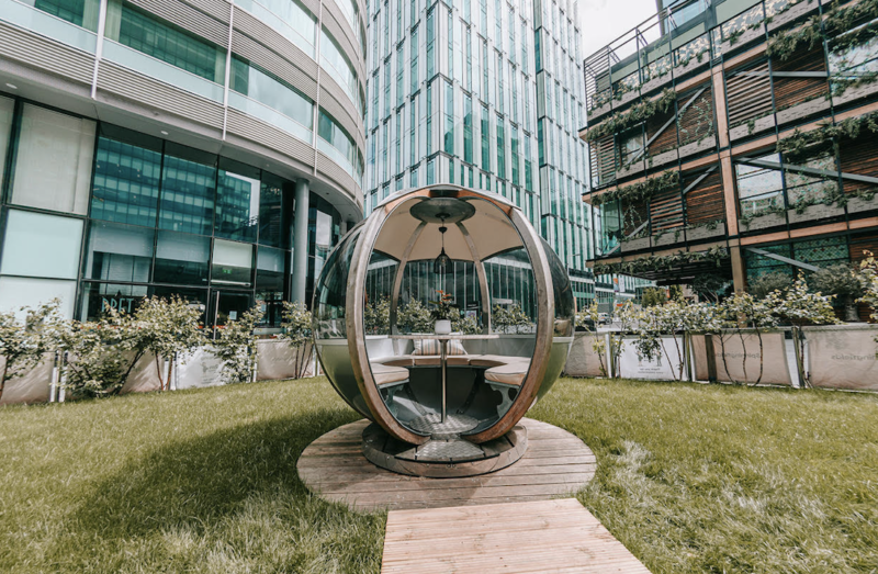 The Lawn Club is returning to Spinningfields with a new dining experience, The Manc