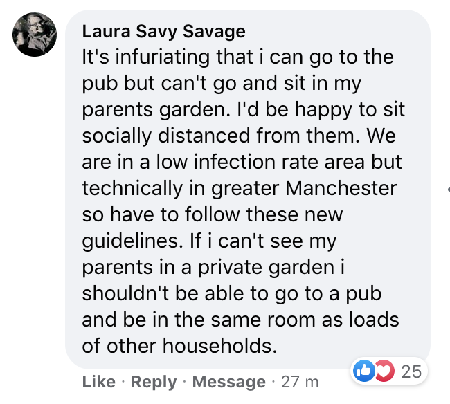 The Manc Asked: How do you feel about the new indoor ban?, The Manc