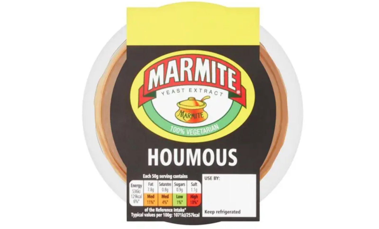 Marmite Houmous is now a thing and you can buy it from UK supermarkets this week, The Manc