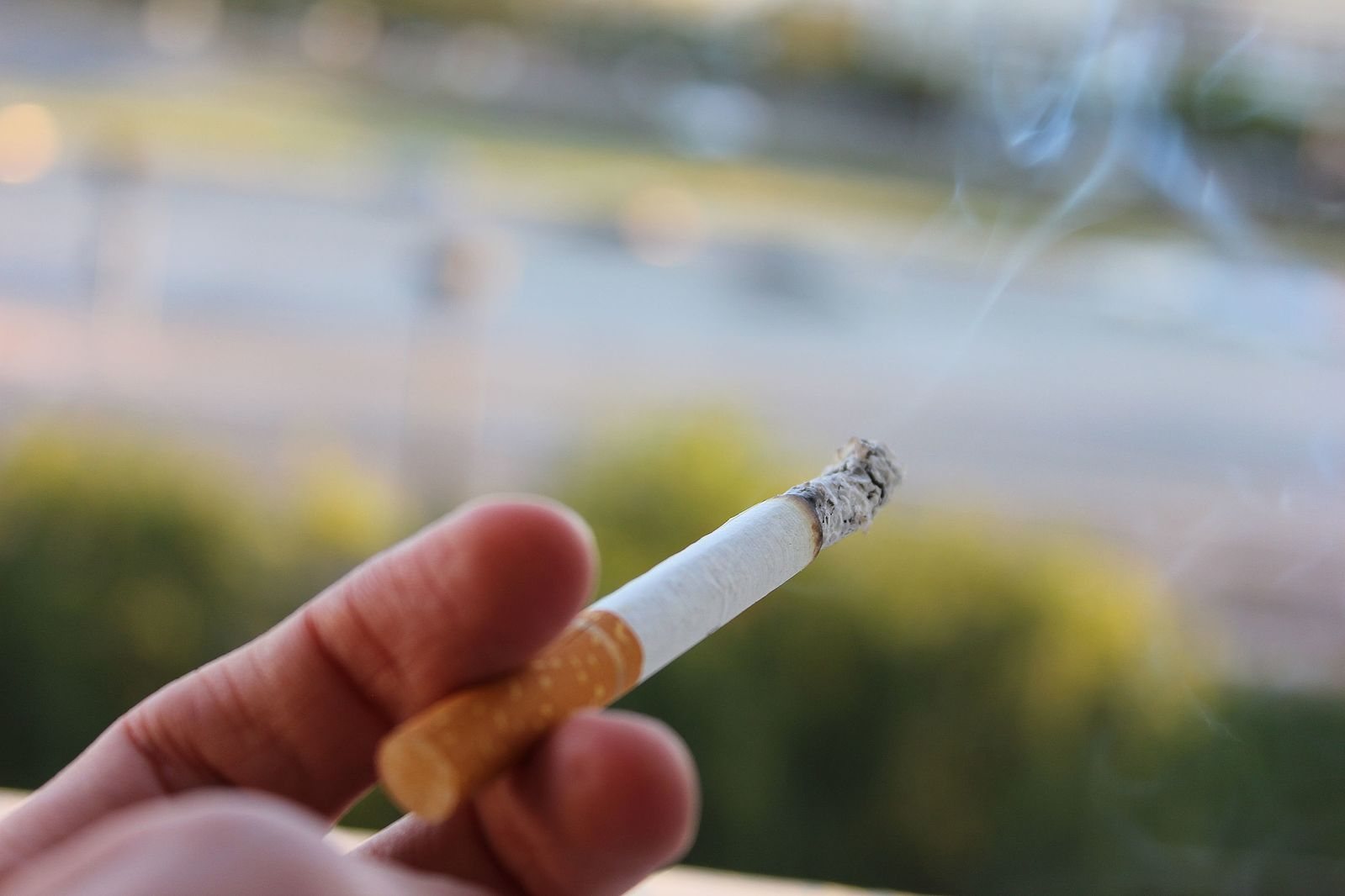 The Manc Asked: Should smoking be banned outside pubs/restaurants?, The Manc