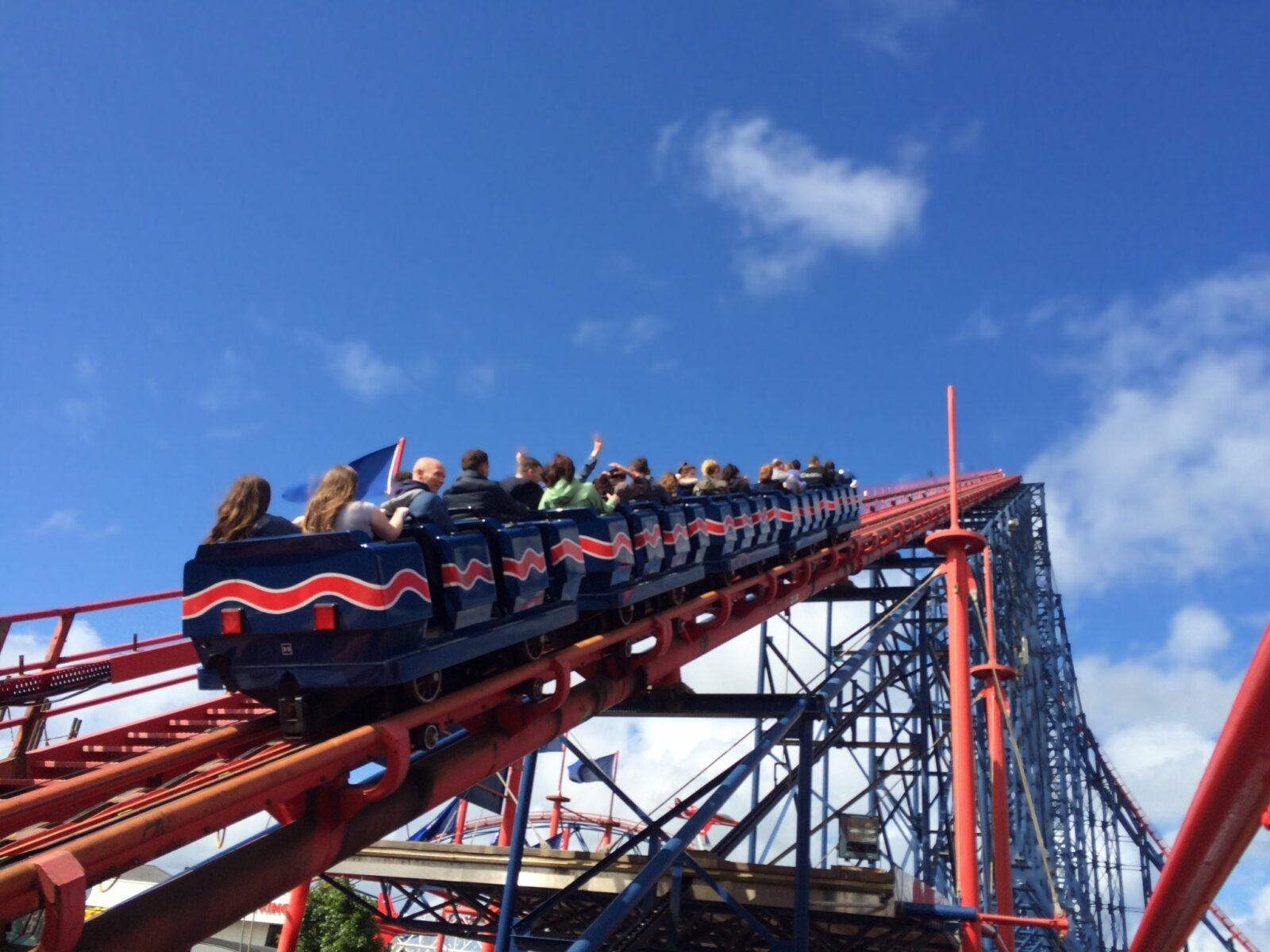 Blackpool Pleasure Beach announces its reopening plans for July 4, The Manc