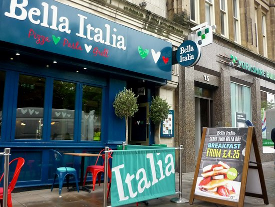 Owner of Las Iguanas and Bella Italia has collapsed into administration, The Manc