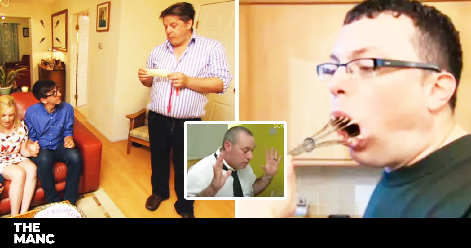 Top 20 hilarious moments that actually happened on Come Dine With ...
