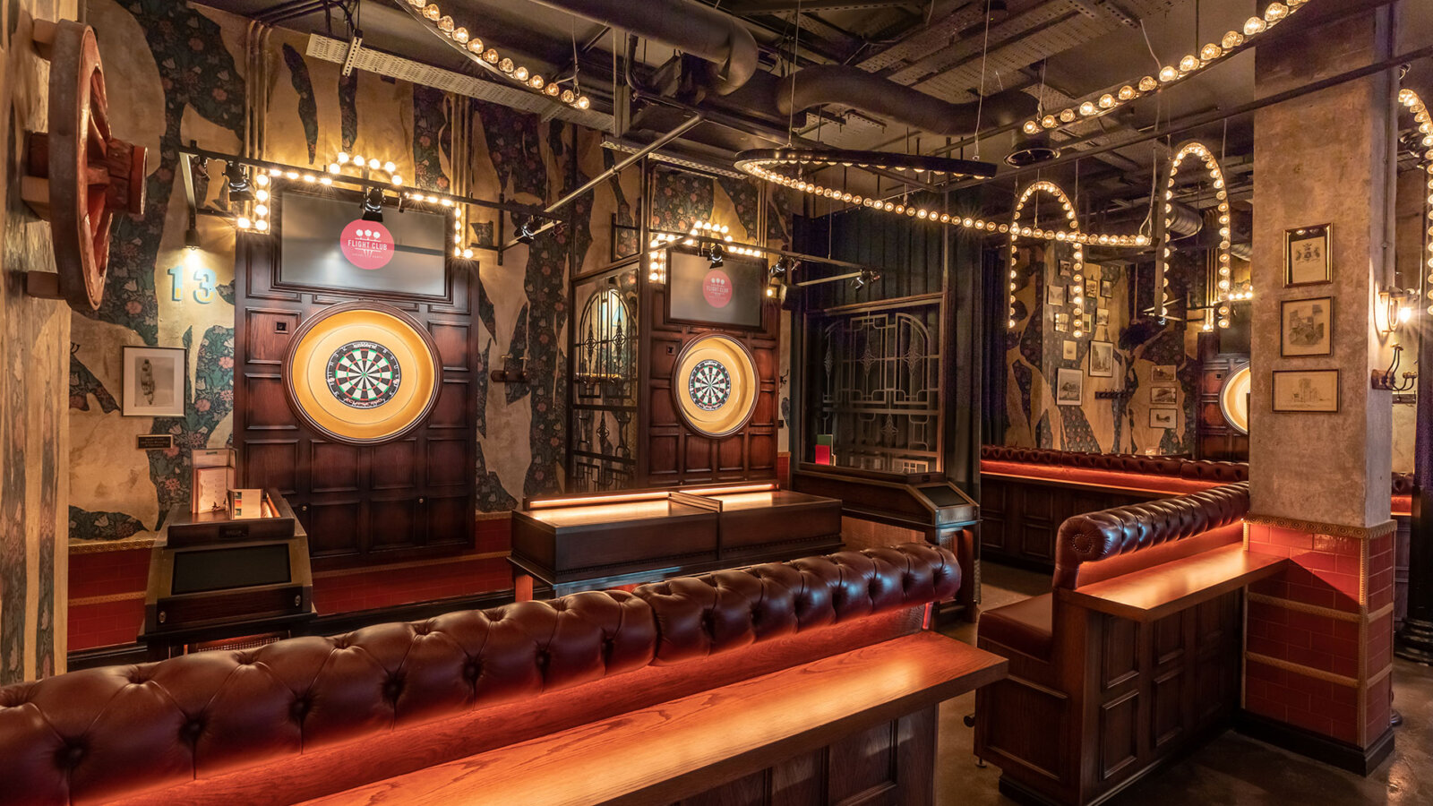 This is what a night in Flight Club Manchester will be like when it reopens on August 1, The Manc