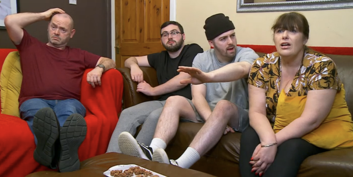Gogglebox will return to screens this September, The Manc