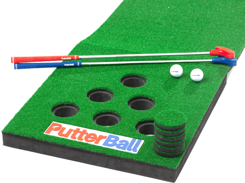 PutterBall is the new golf version of beer pong and people are loving it, The Manc