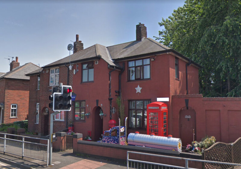 This is the most famous house in Bolton that you've probably never heard of, The Manc