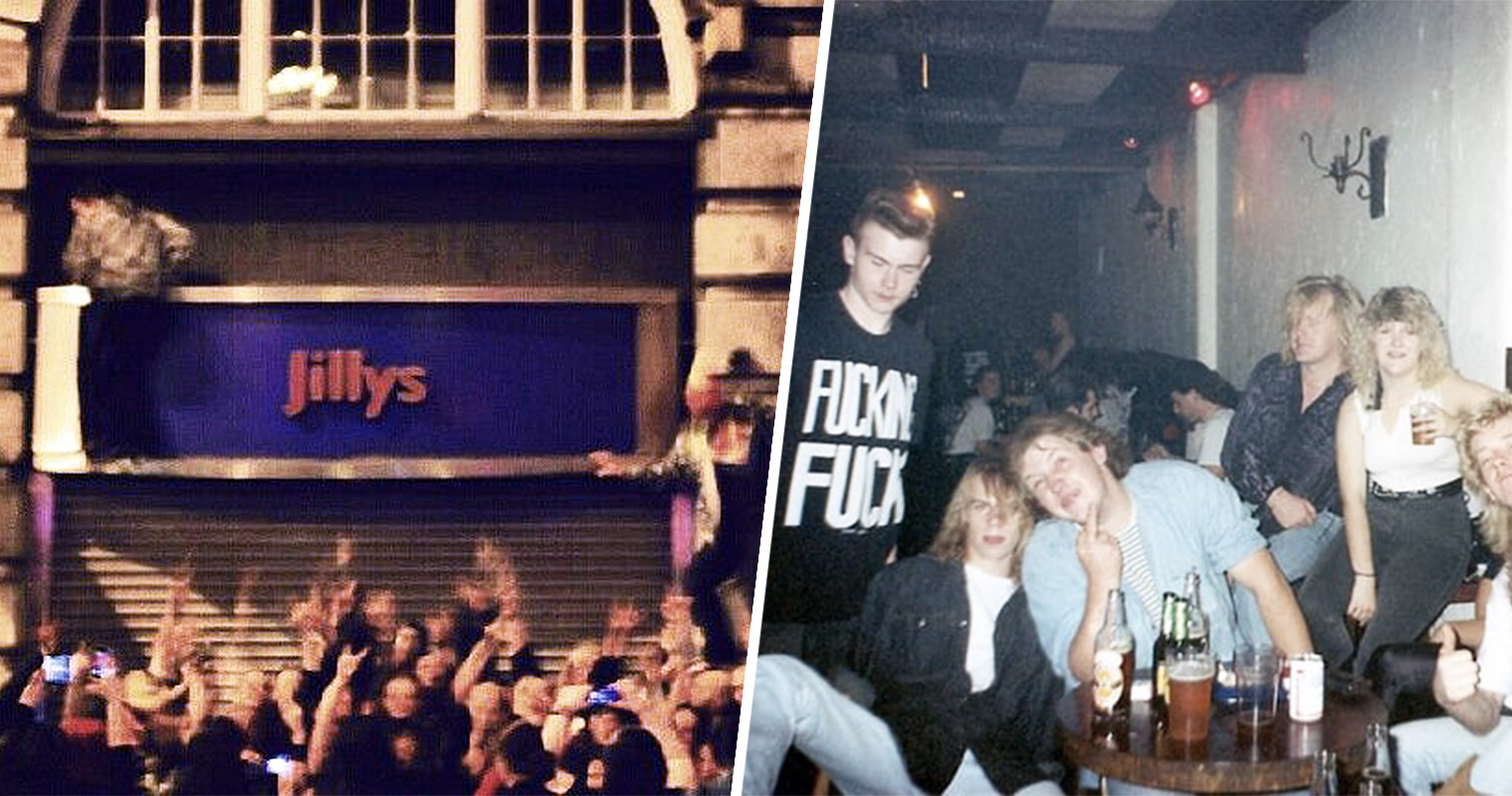 You can now revisit Jilly's Rockworld after a genius Manchester lad recreated it in VR, The Manc
