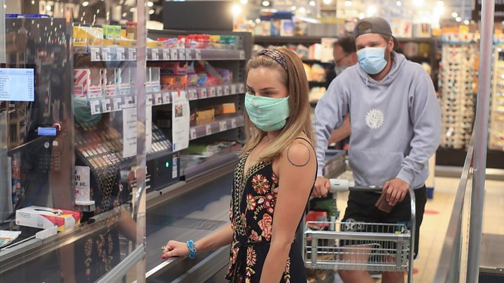 People must wear face coverings in shops from July 24 or risk £100 fine, The Manc