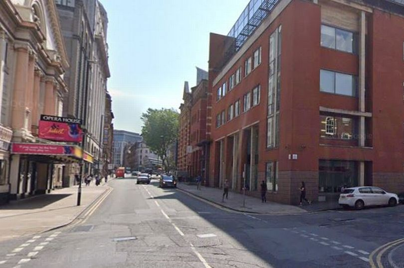 Quay Street remains closed after incident involving HGV leaking 150 litres of diesel, The Manc