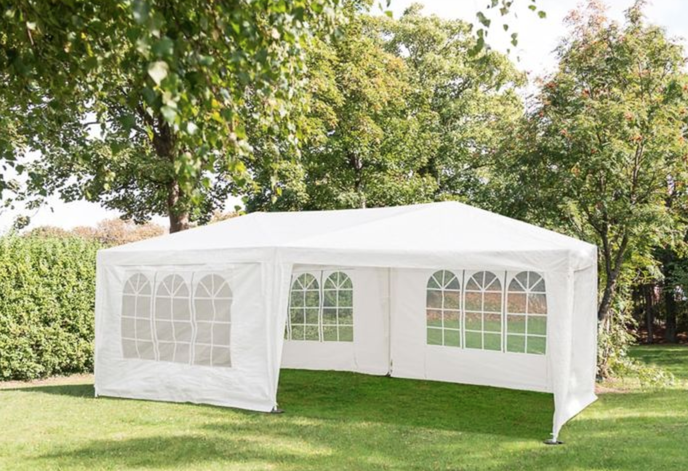 B&M selling huge garden party tent for only £30, The Manc