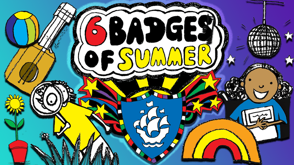 CBBC is giving away free Blue Peter badges to kids aged 6-15 this summer, The Manc