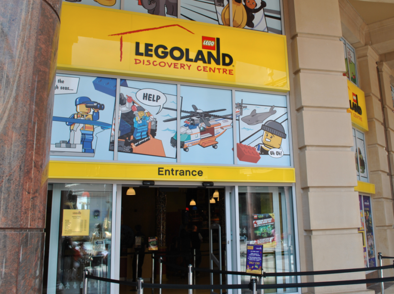 LEGOLAND Discovery Centre at the Trafford Centre will reopen this week, The Manc