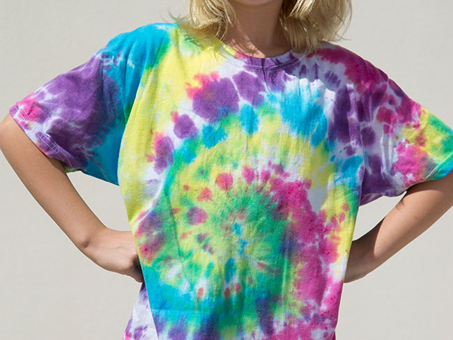 How to achieve the tie-dye trend that everyone is dying for this summer, The Manc