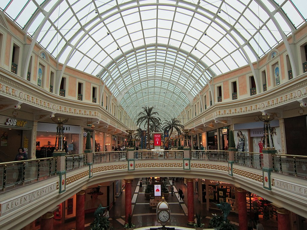 intu Trafford Centre to go up for auction, The Manc