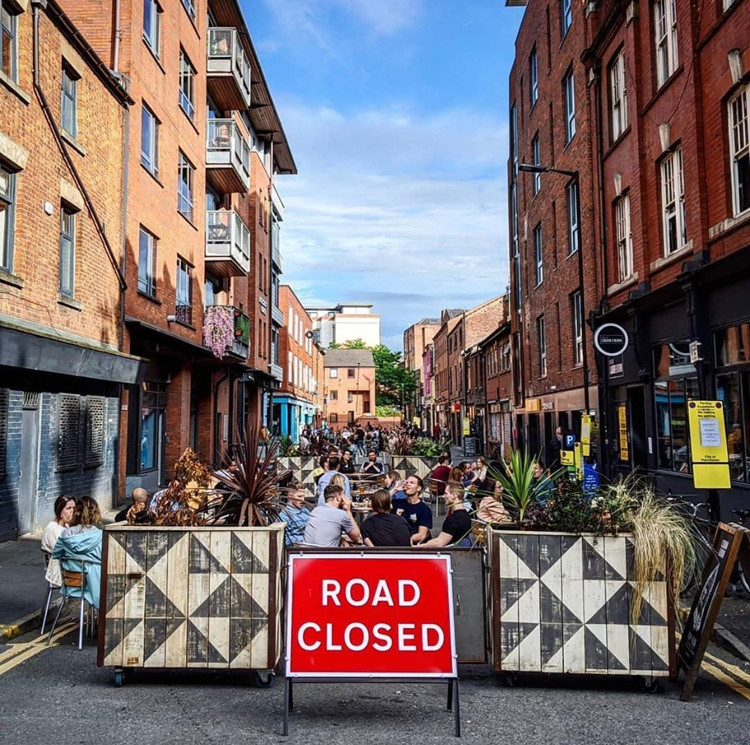 Outdoor seating in Manchester to become smoke-free areas, The Manc