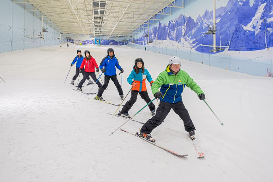 Ski in style as Manchester's Chill Factore reopens to the public, The Manc
