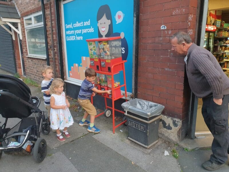 Mum's heartwarming story about why Urmston is 'such a great place to live' goes viral, The Manc