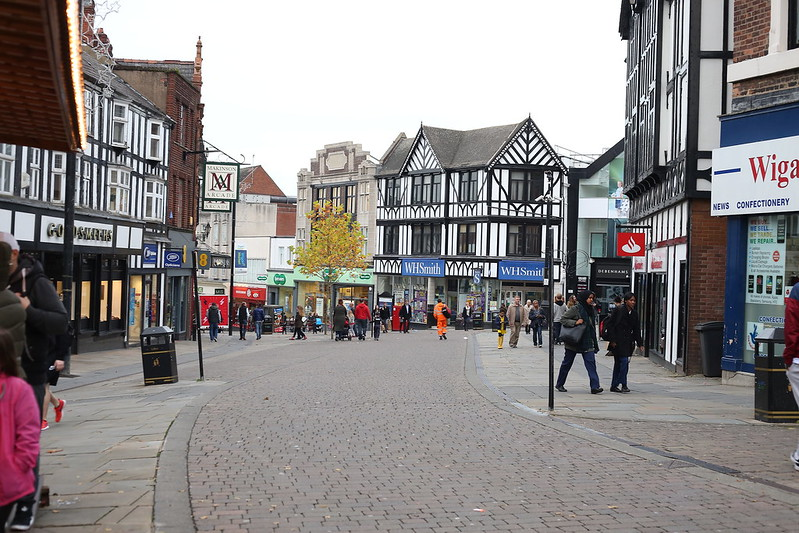 Greater Manchester leaders urge Government to lift 'unfair' restrictions on Wigan, The Manc