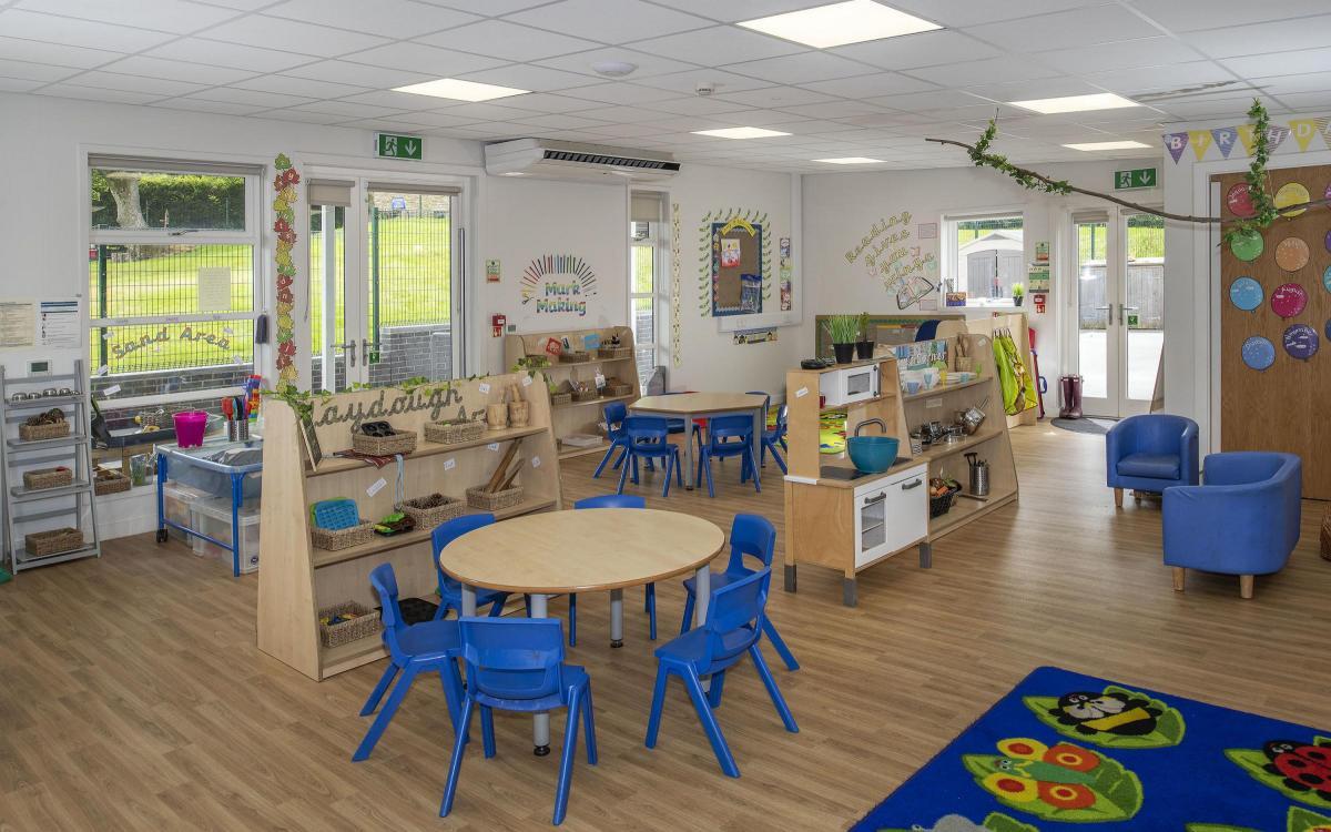 A Lancashire primary school has undergone an impressive £1.7 million transformation during lockdown, The Manc