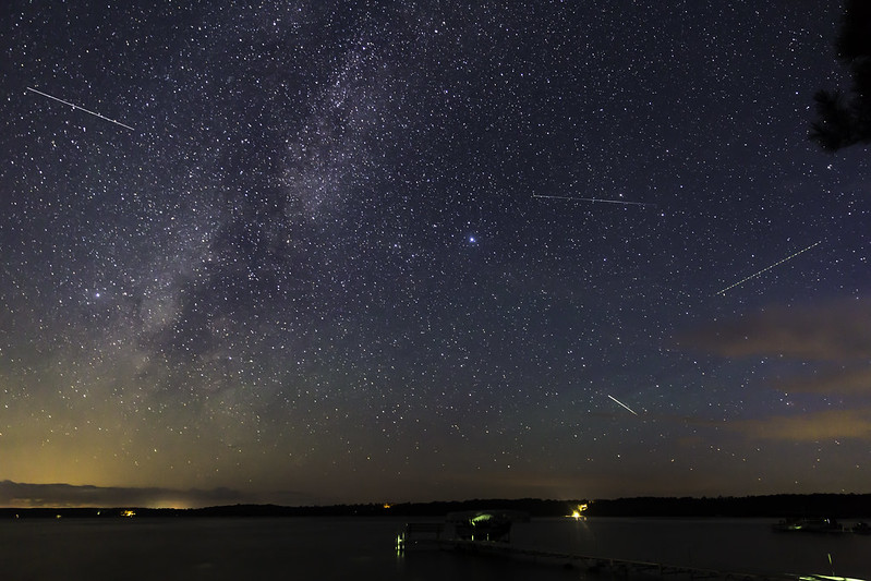 You might be able to see some shooting stars over Greater Manchester tonight, The Manc