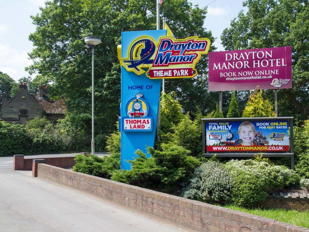 Theme park Drayton Manor is preparing for administration, The Manc