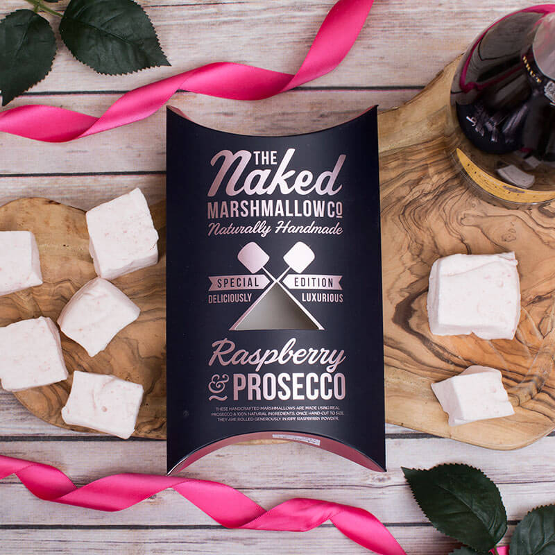 These Raspberry Prosecco Marshmallows are the ultimate weekend indulgence, The Manc