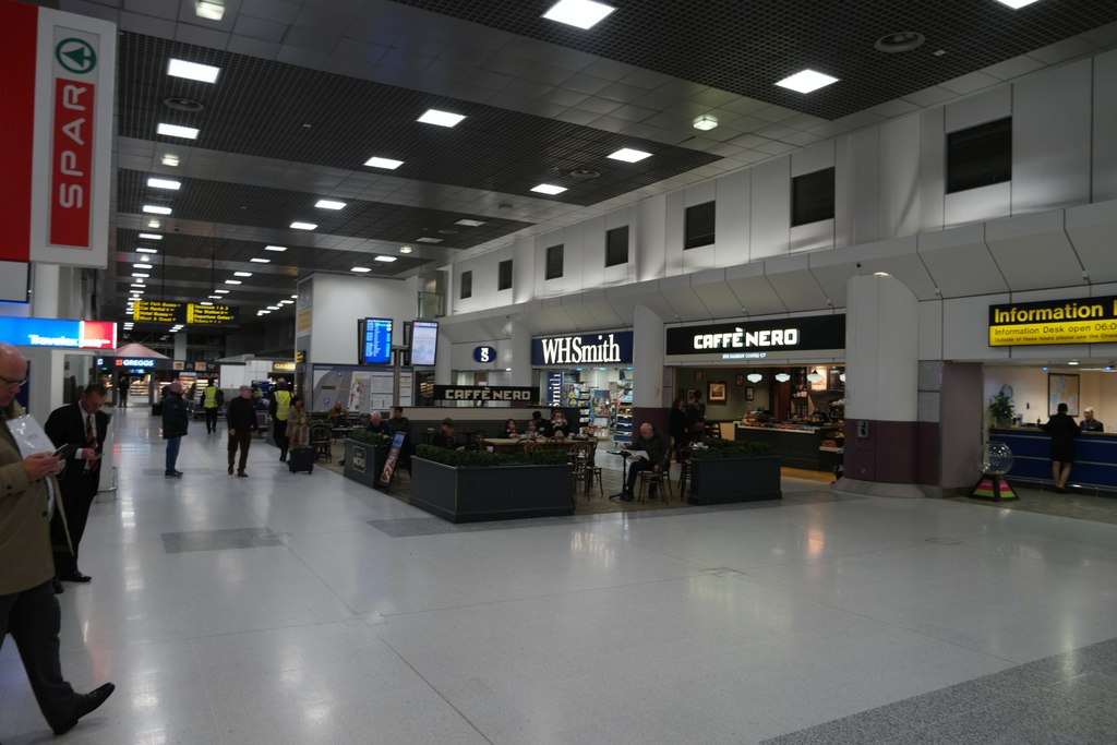 Manchester Airport issues updates as more flights restart and retailers reopen, The Manc