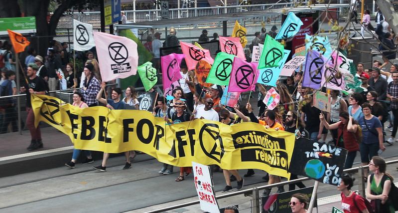 Extinction Rebellion plan to block roads and march through Manchester on Bank Holiday weekend, The Manc